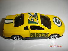 CUSTOM YELLOW GREEN BAY PACKERS MONTE CARLO CONCEPT CAR