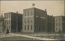 The Jackson Knife & Shear Co. Fremont, Ohio Real Photo Postcard ca.1910