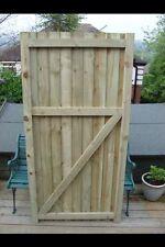 garden gate, 1.8m X 900mm , Timber Gate, Close board Gate