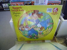 Raggedy Ann & Andy Happiness Picture Disc vinyl LP 1981 EX Kid Stuff IN Shrink