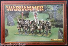 2001 Chaos Knights Games Workshop Warhammer Army Warrior Mounted Cavalry MIB GW