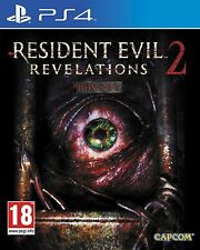 Resident evil revelations 2 box set-PS4