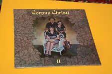 CORPUS CHRISTI LP II ORIGINAL PRESS SIGILLATO SEALED