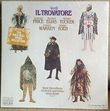 Verdi  Il Trovatore  Basile  RCA AGL3-4146 SEALED LP Box