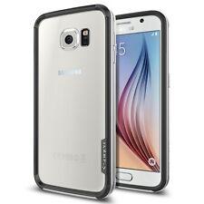 Spigen Galaxy S6 Case Neo Hybrid EX Satin Silver
