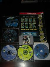 THE ULTIMATE CODEBOOK 25,000 Codes 2,000 Games With 6 Compatible Games