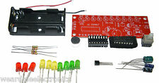 ELECTRONICS KIT AUDIO TO VISUAL BOARD - VOICE/SOUND TO LED DISPLAY PACK OF 1 KIT