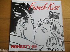 "HONESTY 69 - FRENCH KISS 12"" RECORD / VINYL - BCM RECORDS - 12306"