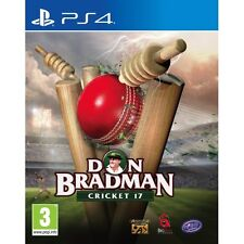 Don bradman cricket 17 PS4 game brand new