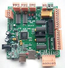 MK2 4 Axis USB CNC Controller Interface Board CNCUSB MACH3 F stepper servo motor