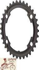 SHIMANO 105 5800-L 39T X 110MM 11-SPEED BLACK BICYCLE CHAINRING FOR 50/34T