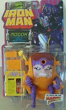 1995 Toy Biz Iron Man MODOK Marvel Comics action figure with Energy Brain Blasts