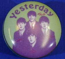 Beatles Franklin Mint Musical Trinket Box Yesterday