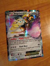 PL Pokemon AEGISLASH EX Card PHANTOM FORCES Set 65/119 XY X Y Ultra Rare 170HP