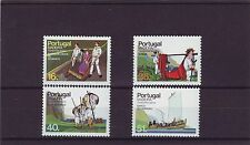 MADEIRA - SG210-213 MNH 1984 TRANSPORT 1st SERIES