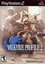 Valkyrie Profile 2: Silmeria (Sony PlayStation 2, 2006)