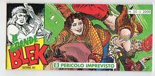 fumetto striscia - IL GRANDE BLEK serie inedita numero 35