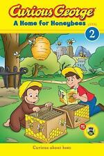 CURIOUS GEORGE A Home for Honeybees (Brand New Paperback Version) HA Rey
