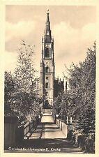 AK Gersdorf Kr. Hohenstein-E. Kirche Echt Foto Postkarte