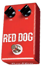 Rockbox Electronics Red Dog Overdrive pedal