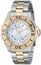 Invicta 17694 Men's Pro Diver Analog Display Swiss Quartz Two Tone Watch