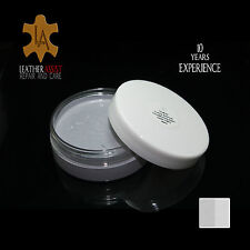 Light Grey Leather Colour Restorer Balm Porsche 959 964 991 993 996 997 Interior