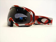 OAKLEY SNOW GOGGLES - CROWBAR - 57-381 - NEW & GENUINE - 21,000+ FEEDBACK
