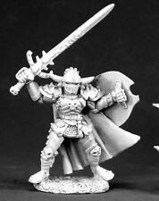 Mietitore Miniatures anti-paladin DARK HEAVEN LEGENDS 02456