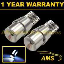 2X W5W T10 501 CANBUS ERROR FREE WHITE CREE LED SIDELIGHT BULBS BRIGHT SL104801