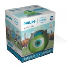 Philips Disney SoftPal Mike Wazowski LED green portable table lamp night light