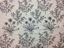 ROBERT ALLEN LUCKY NATURAL FLORAL LEAF JACQUARD UPHOLSTERY FABRIC BY THE YARD
