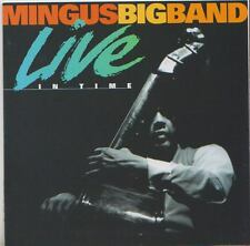 MINGUS BIG BAND  2CDS  LIVE IN TIME