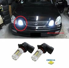 NEW LEXUS GS SERIES CREE LED DAYTIME RUNNING LIGHTS 80 WATTS GS300 GS350 #ER6