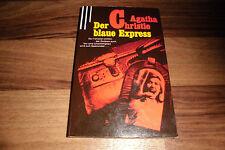 Agatha Christie -- Der BLAUE EXPRESS // Scherz-Krimi 1980 mit Hercule Poirot