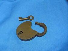Vintage Corbin Cabinet Lock Co. Lock w/Key