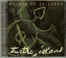 TURTLE ISLAND - WISDOM OF CHILDREN - CD - USED