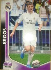 Toni Kroos Nuevo Fichaje 461 Real Madrid Rookie Megacracks MGK 2014 2015 14/15