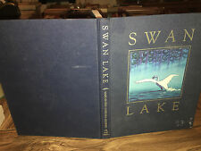 Swan Lake  by Mark Helprin.  FIRST EDITION  1989