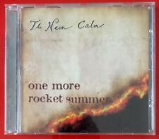 THE NEON CALM ONE MORE ROCKET SUMMER CD
