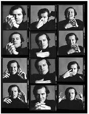 "'Jack Nicholson' 1970 by Jack Robinson EXTRA LARGE 24x20"" Silver Gelatin print"