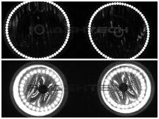 Hummer H3 White LED HALO HEADLIGHT & FOG KIT (2005-2010)