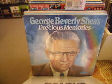 George Beverly Shea Precious Memories vinyl LP 1984 RCA Records Sealed