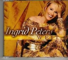 (CR217) Ingrid Peters, Weit - 2006 DJ CD