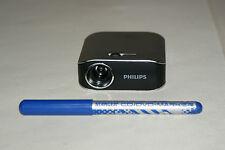 Vidéoprojecteur Pico Projecteur LED Philips Picopix PPX2055 TBE 115 Grammes