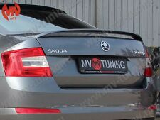 MvTuning Spoiler RS Style for Skoda Octavia A7 III