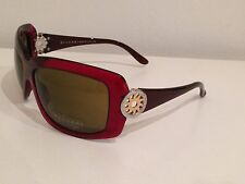Bvlgari Bordeaux woman Gafas de sol Mod. 852 518/73 made in italy sunglasses