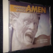 Manfred Ehlert's AMEN CD MINT Marc Storage Glenn Hughes Krokus Phenomena