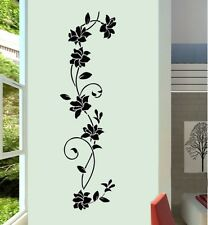 Flowering Ratten Vine Wall Sticker Mural Removable Art Vinyl Decal Room Decor PF