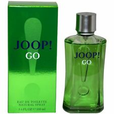 JOOP GO * Joop! Cologne for Men * 3.3 / 3.4 oz * NEW IN BOX