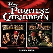 PIRATES OF THE CARIBBEAN [2 DISCS] NEW CD